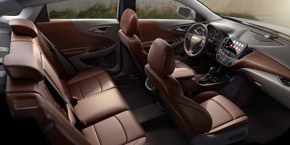 Step Inside The 2018 Chevrolet Malibu Interior Chevrolet Center