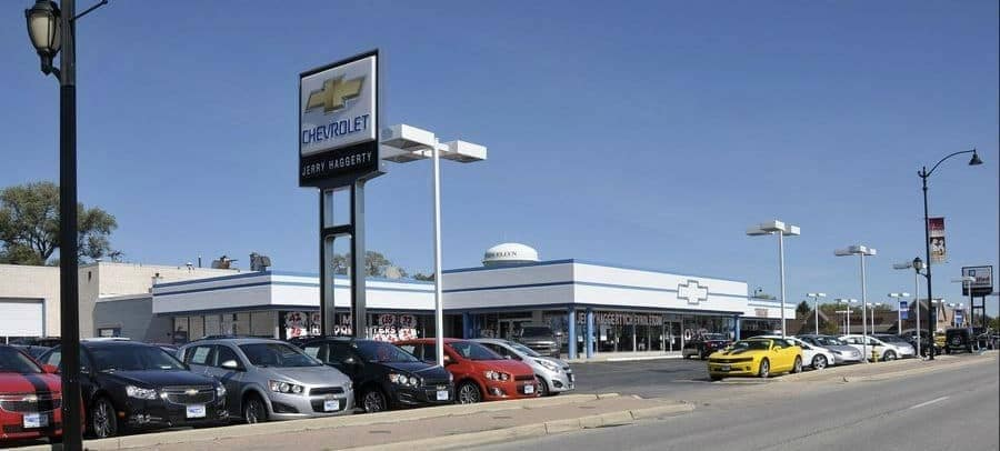 Chevy Dealers St Charles Il Jerry Haggerty Chevrolet