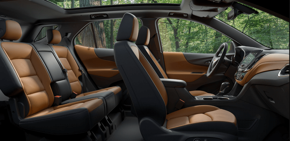Joe Basil Chevy >> 2020 Chevy Equinox Interior Features, Amenities, and ...