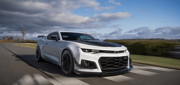 2020 Chevy Camaro In Deland Fl Chevrolet Dealer Near Me