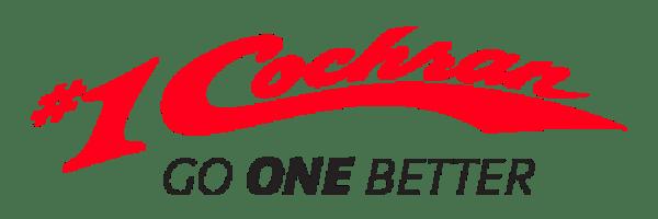 #1 cochran red logo
