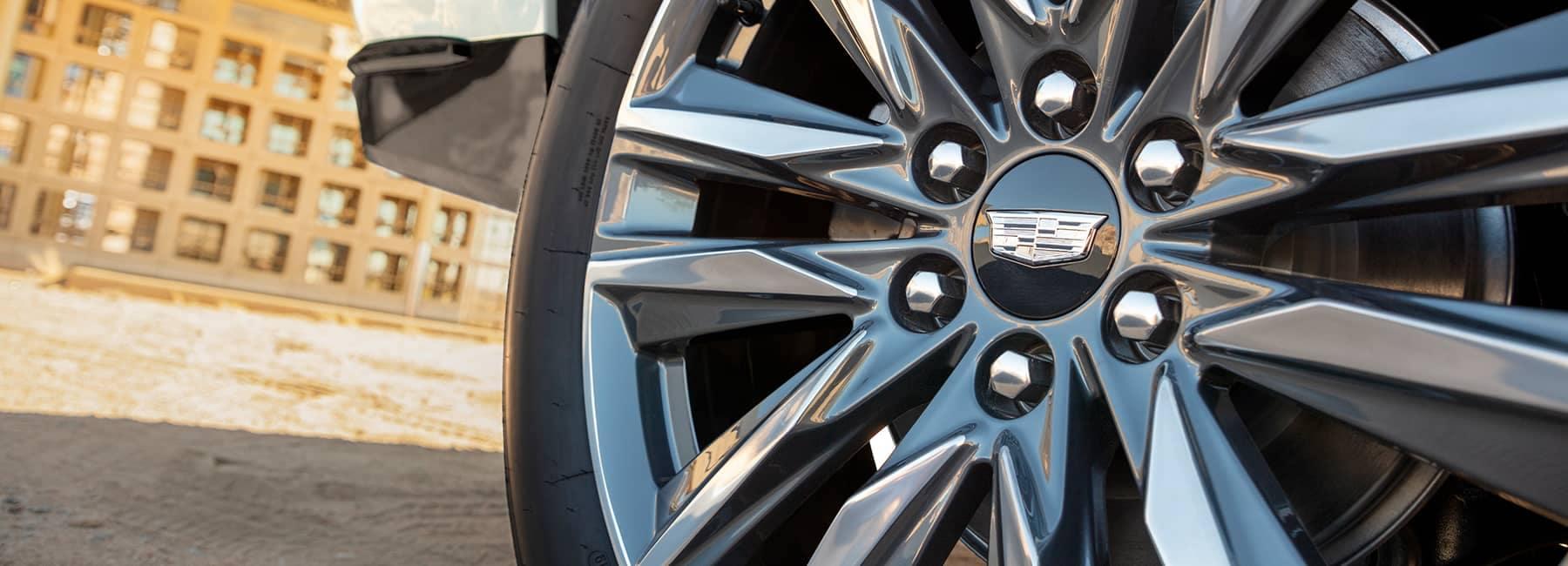 2021 Cadillac Escalade Wheel