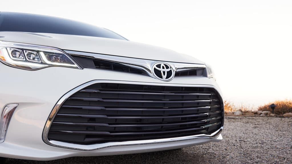 Toyota's 2016 Avalon