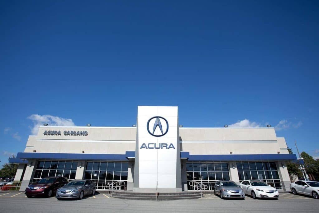 Acura Carland dealership