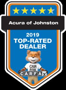 2019 Top Rated Dealer Carfax