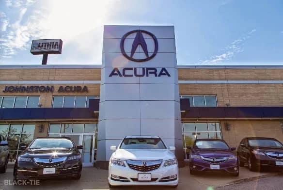 Acura of Johnston Dealership Exterior Shot