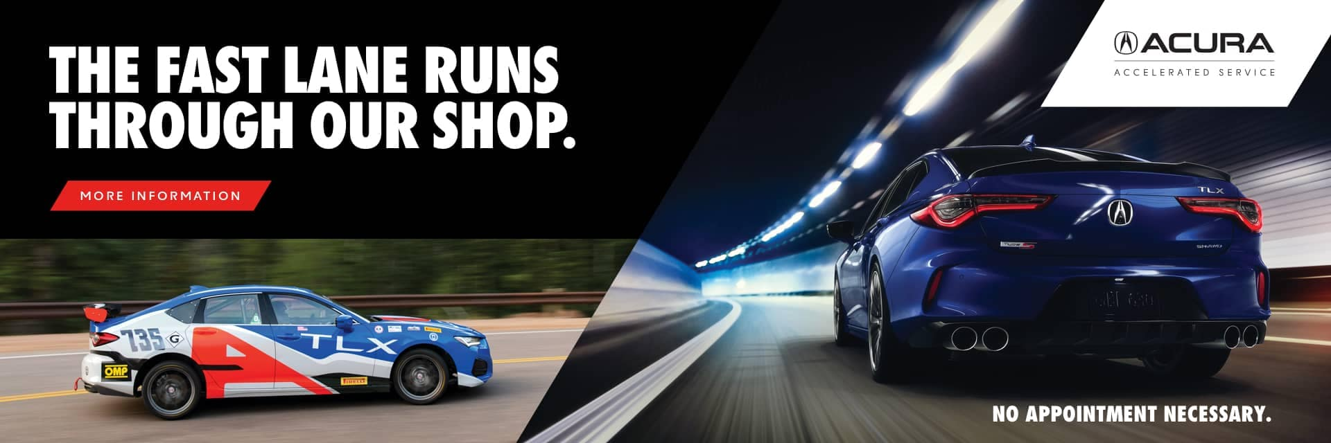 Acura-Accelerated Services banner