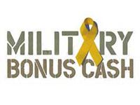 Military Bonus Cash