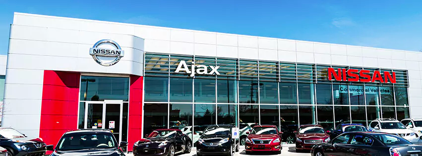Ajax Nissan Dealership