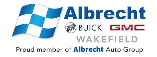 Albrecht Buick GMC of Wakefield logo