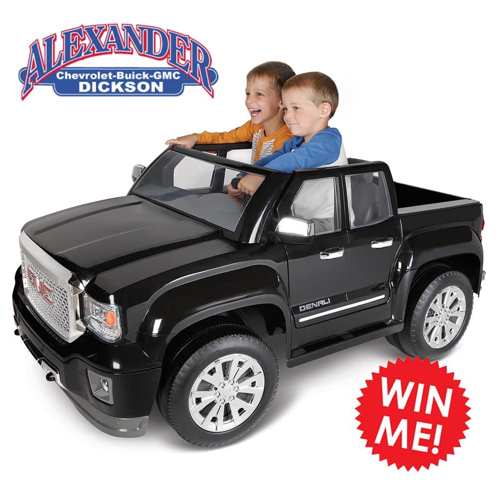 Mini Denali Truck Giveaway