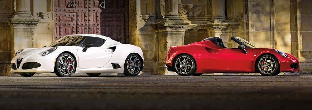Leasing An Alfa Romeo C CoupeSpider Alfa Romeo Louisville - Lease alfa romeo