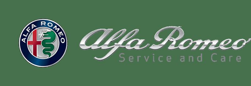 Alfa Romeo Service Logo