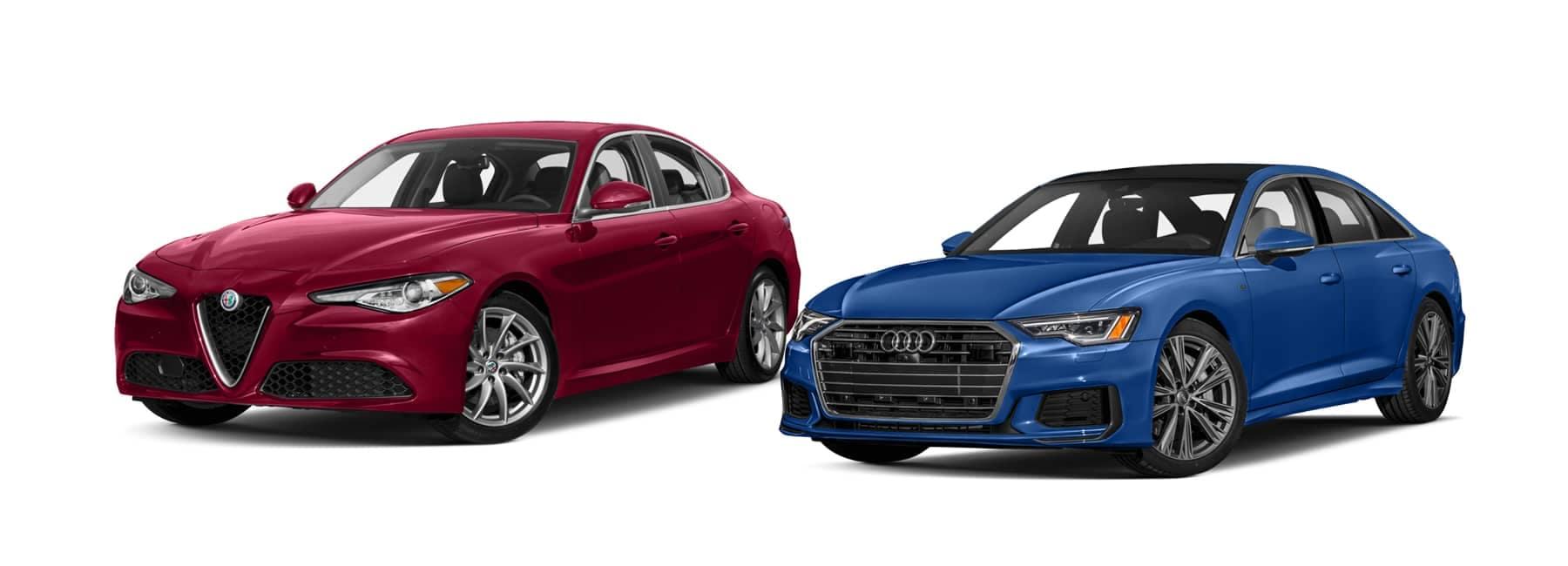 AlfaRomeo VS Audi
