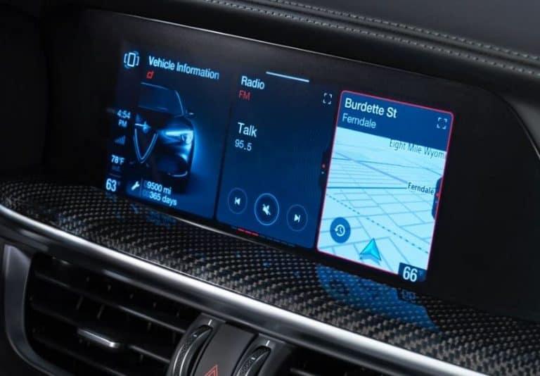 Alfa Romeo Advanced Technology