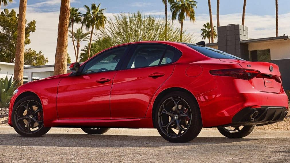 Alfa Romeo CPO Benefits