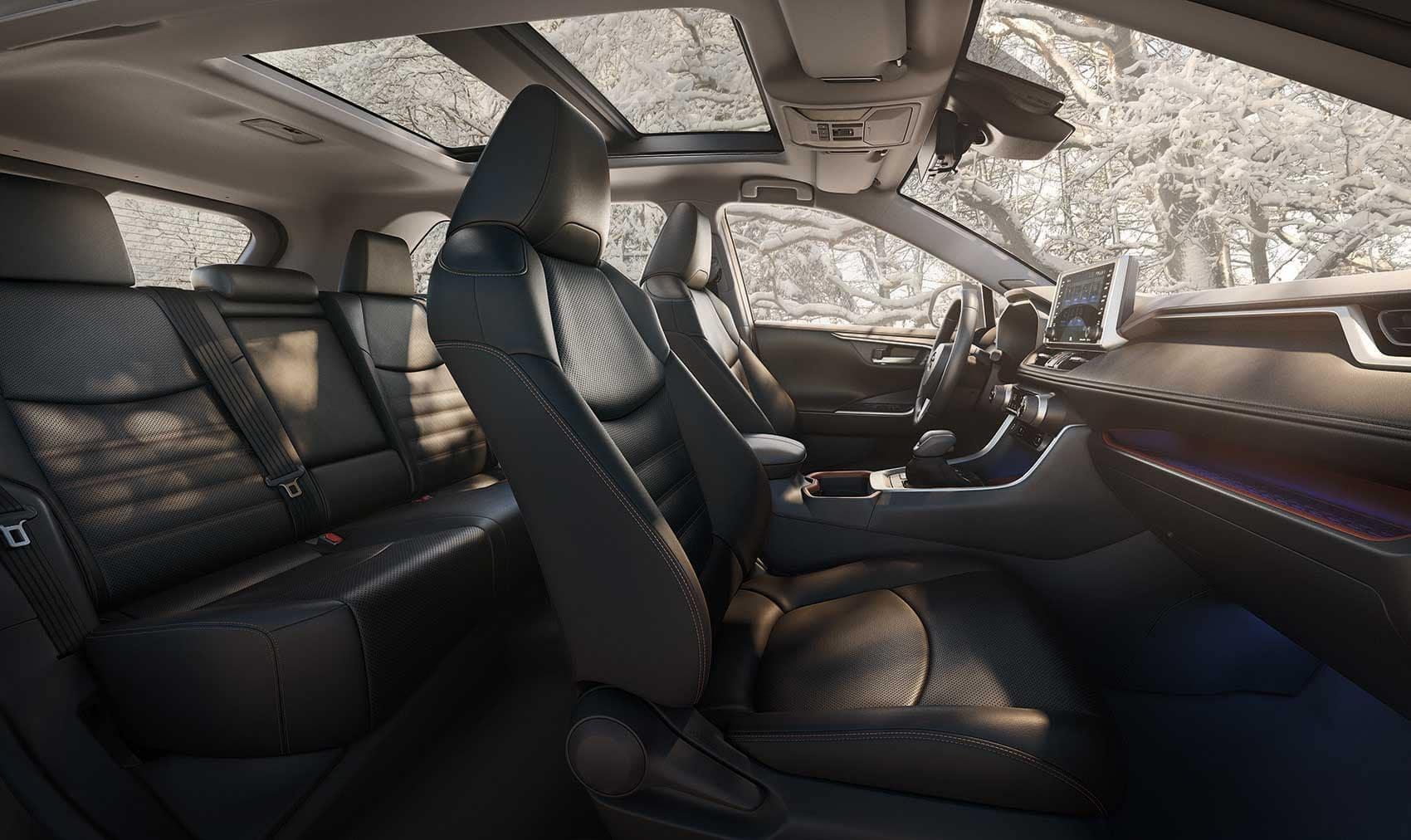 Toyota RAV4 Seating
