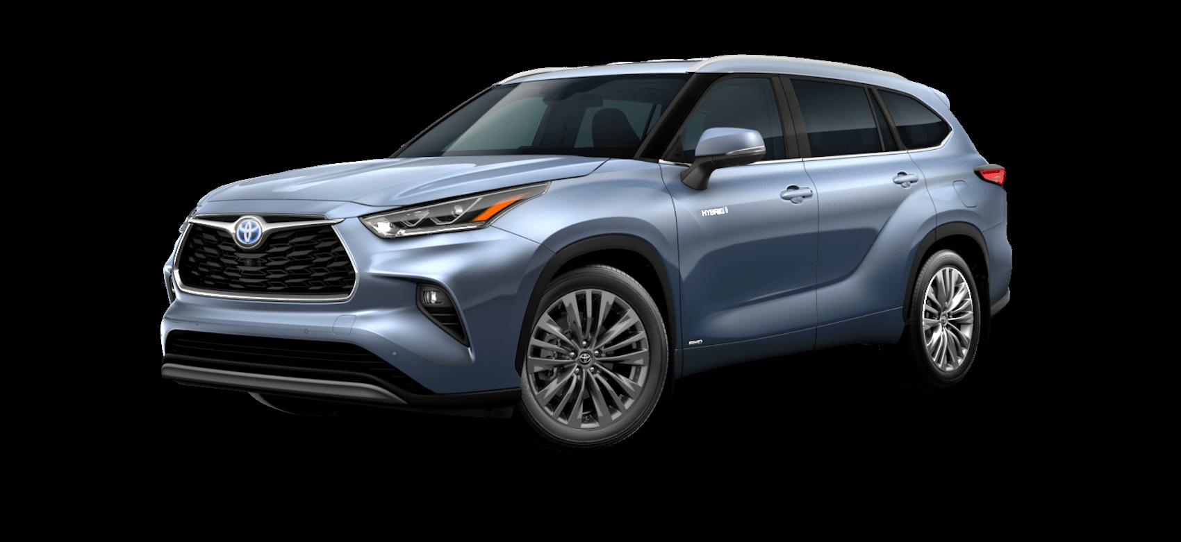 Toyota Highlander Hybrid Performance