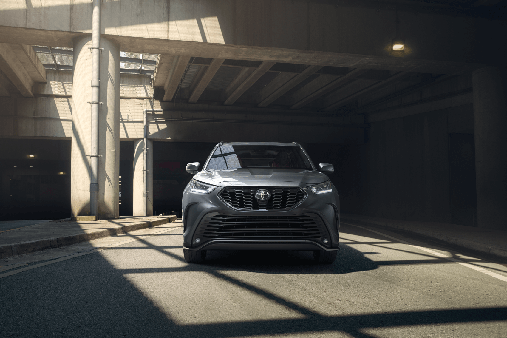 2021 Toyota Highlander Gray