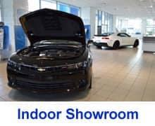 indoor showroom