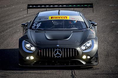AMG GT S road car