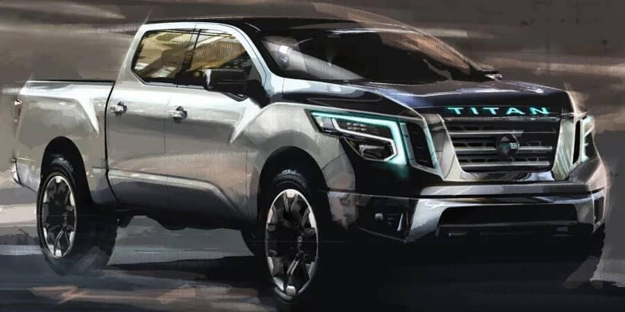 Nissan Titan concept