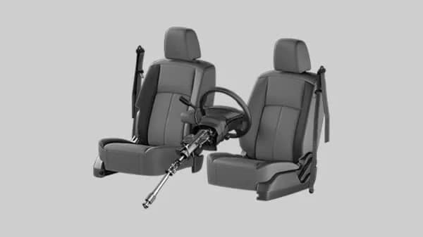Nissan warranty airbag and restraint system