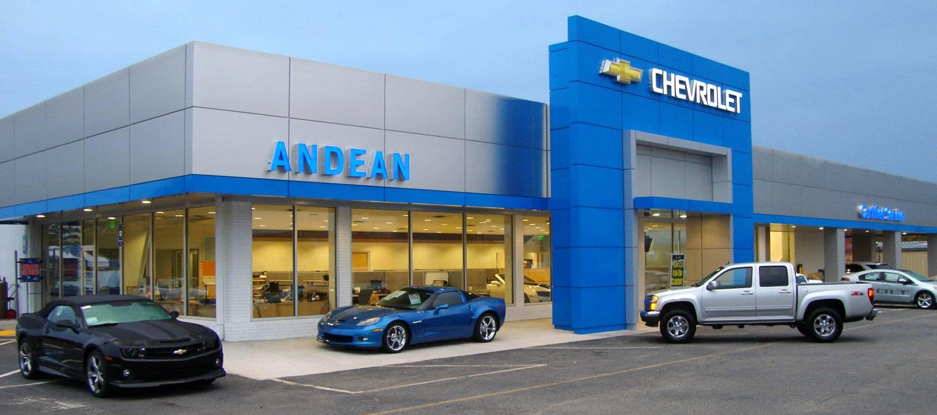Andean Chevrolet Georgia New Used Car Dealer In Cumming