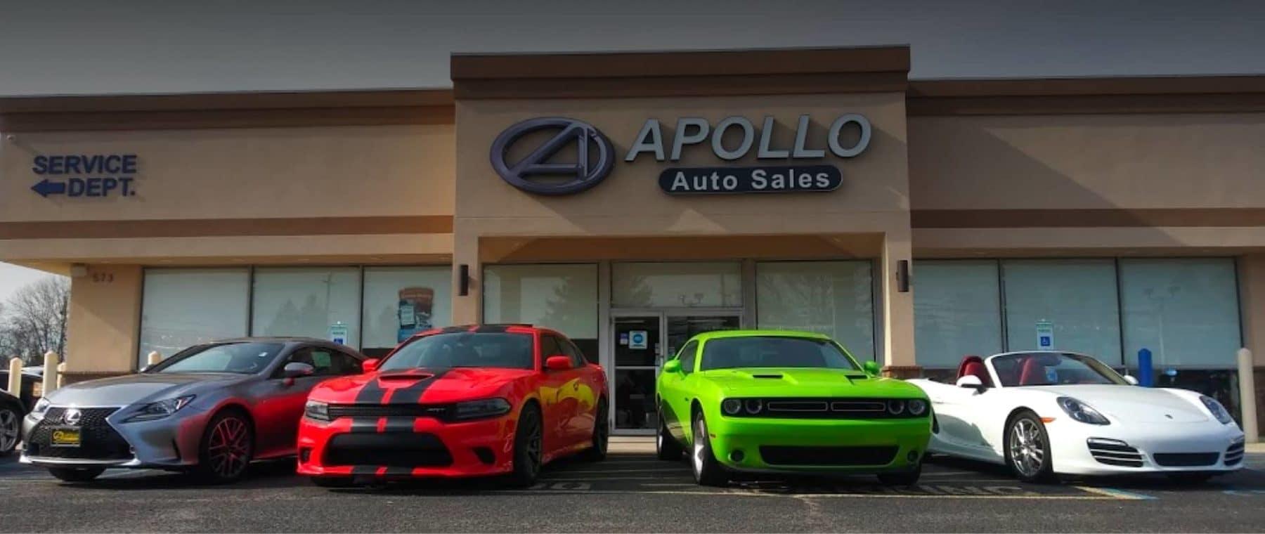 Apollo Auto Sales Dealership