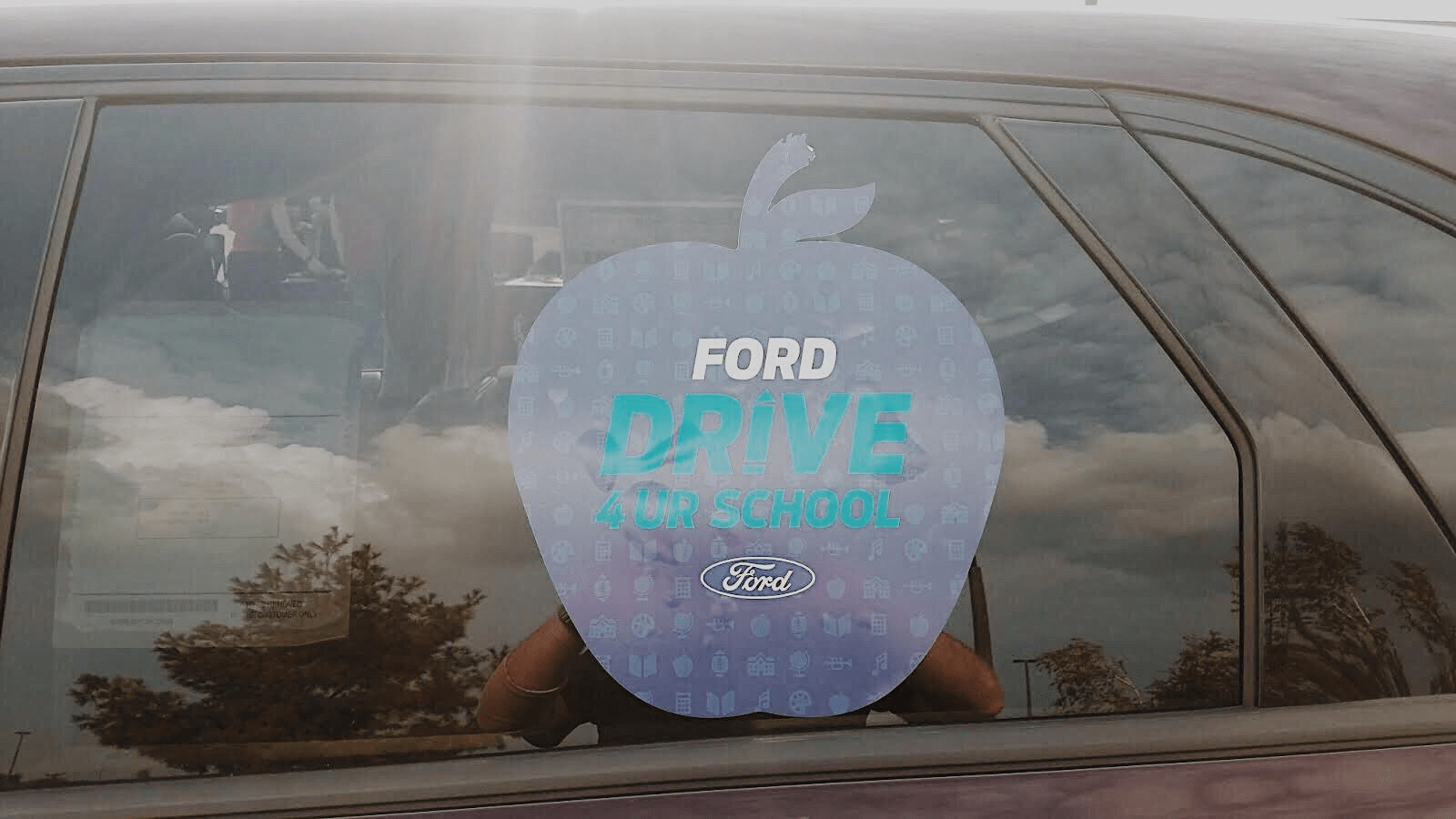 Drive 4 Ur School Fundraiser