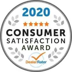 2020 Satisfaction