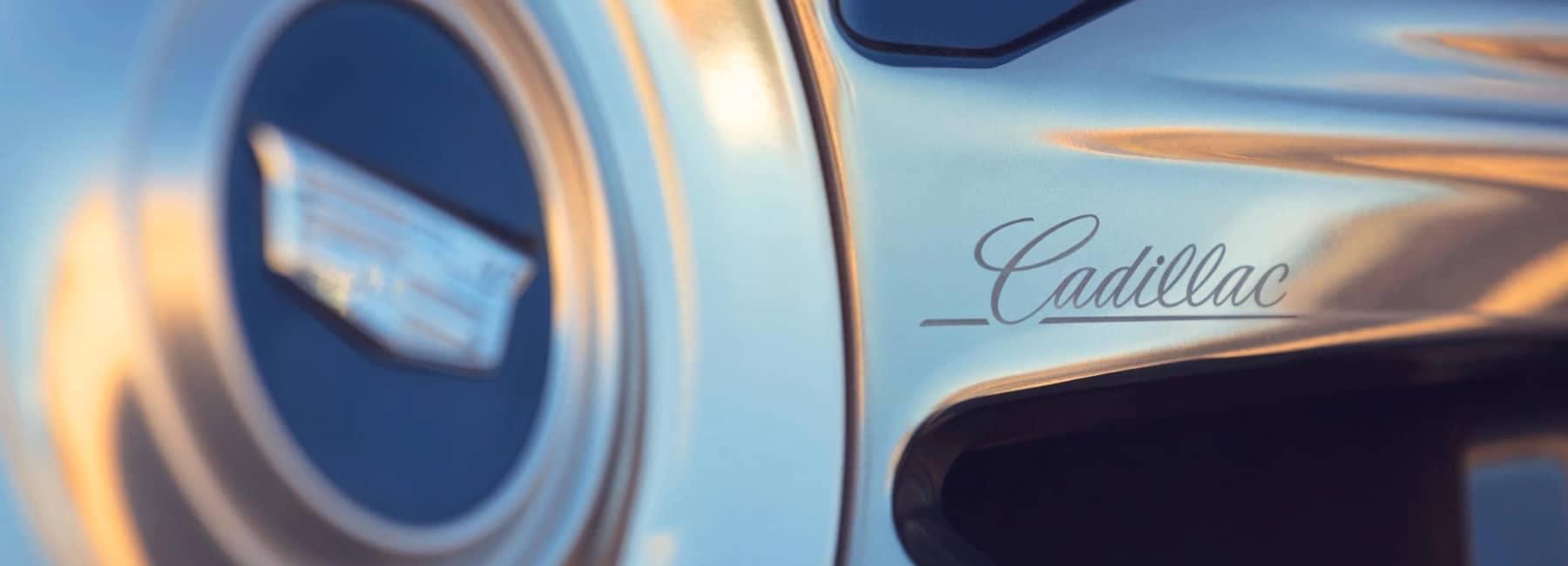 Cadillac Escalde Wheel Close Up