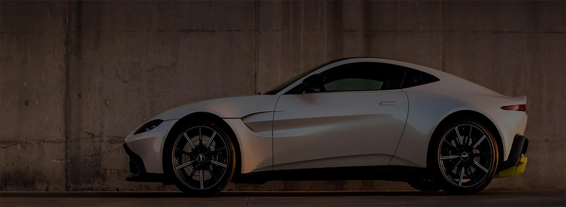 Aston Martin Houston