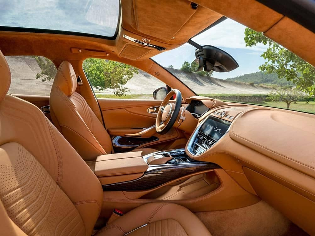 DBX-interior-feature