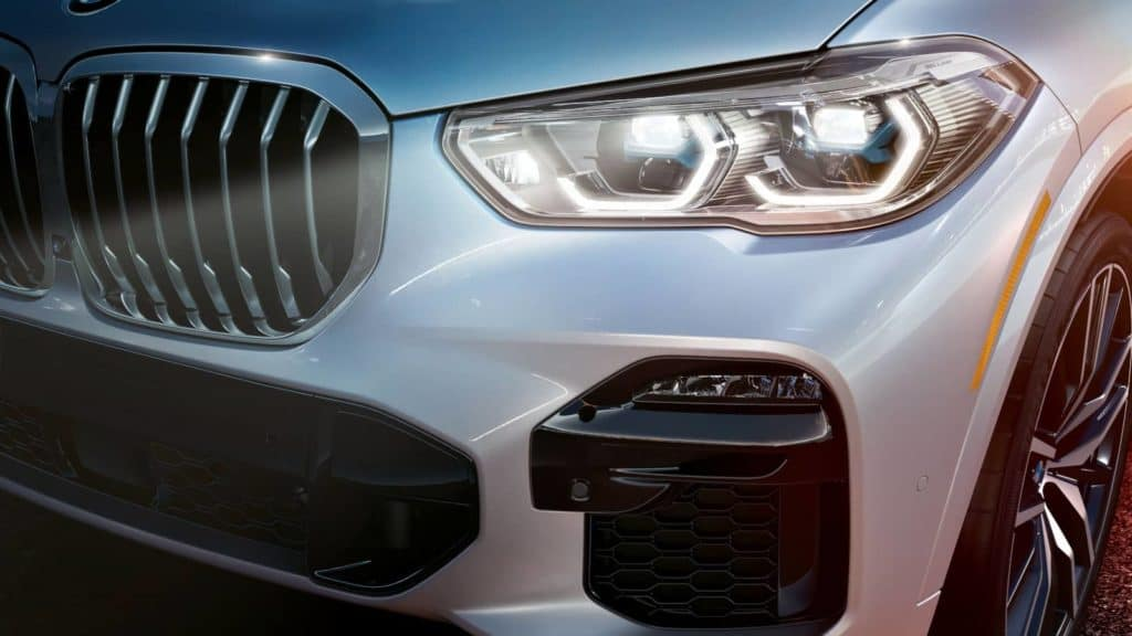 BMW X5 Front Headlight