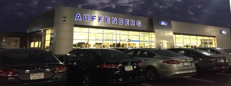 Auffenberg Ford North Dealership Exterior