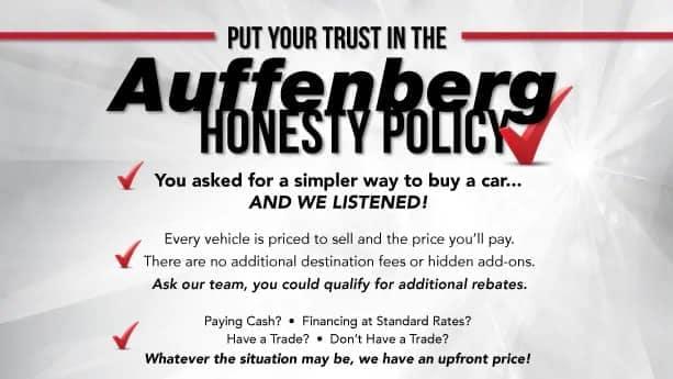 Auffenberg Honest Policy