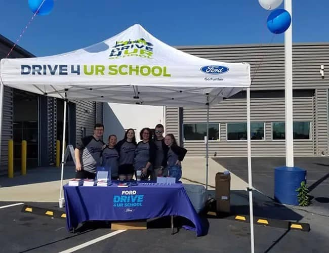 Drive 4 UR School