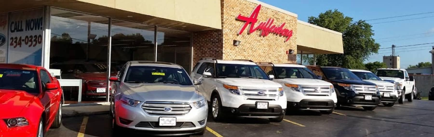 Auffenberg Ford South Belleville