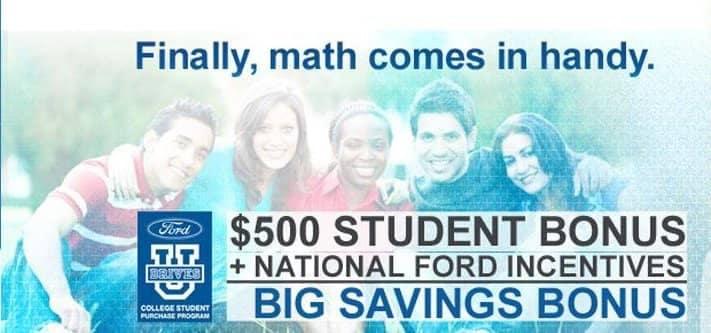 College Student Purchase Program