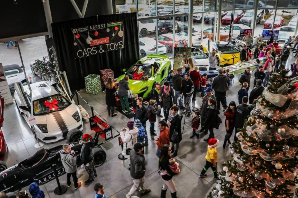 Cars & Toys 2017