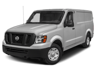 2019 NV Cargo Angled