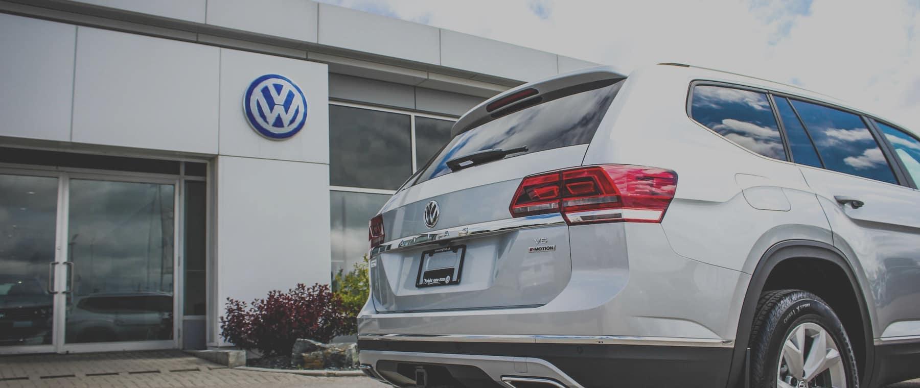 Autohaus Volkswagen