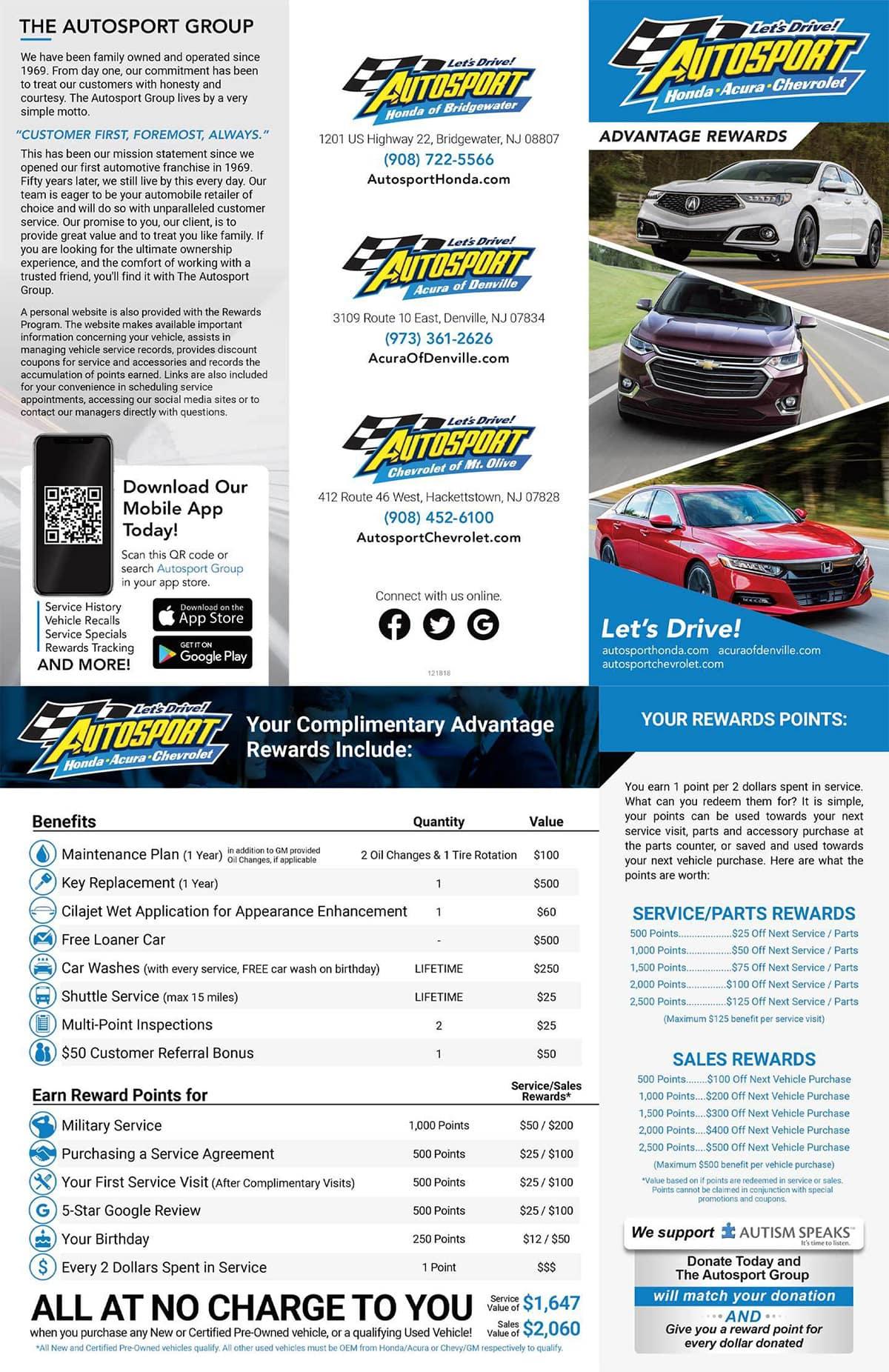 autosport advantage image