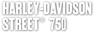 Harley-Davidson Street 750 Motorcycle Title