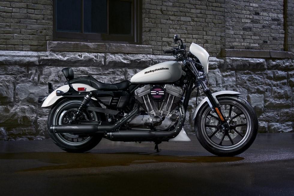 New 2018 Harley-Davidson Sportster 883 Superlow XL883L Sportster in Westminster #18XL883LYEL