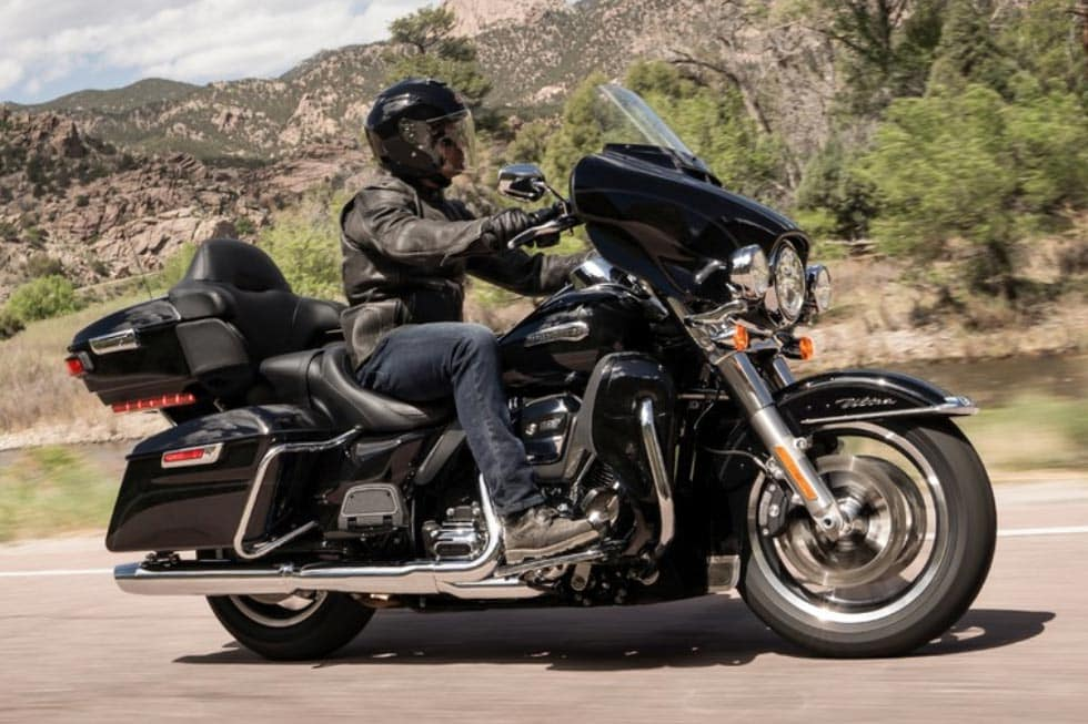2019 Electra Glide Standard Seat Height