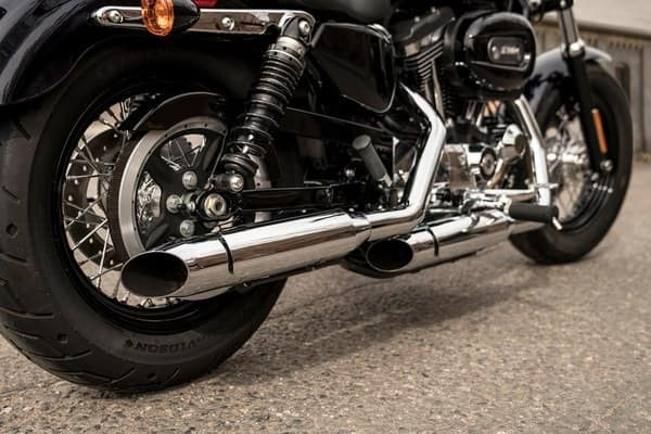 New 2019 Harley-Davidson Sportster 1200 Custom XL1200C