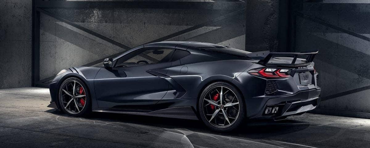 2019 and 2020 Corvette Comparison