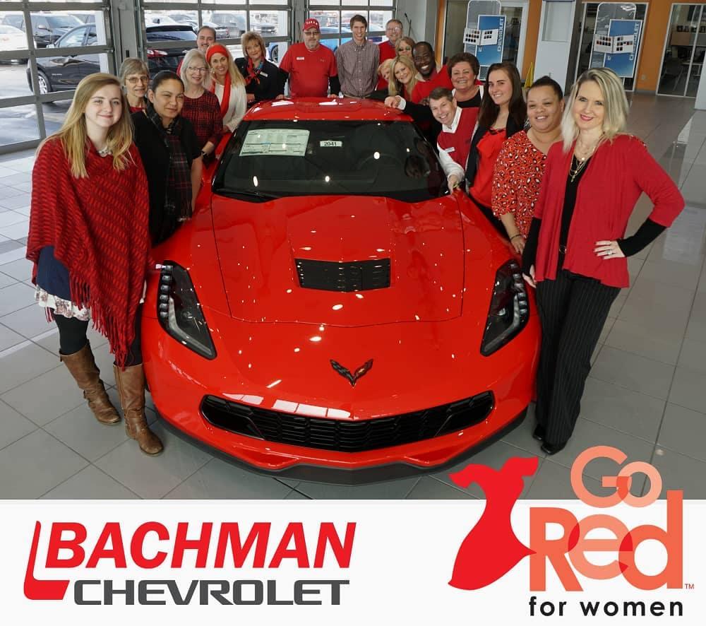 Bachman Chevrolet Go Red for Women